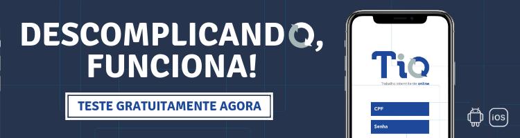 App TIO Digital - banner de divulgação do aplicativo TIO Digital