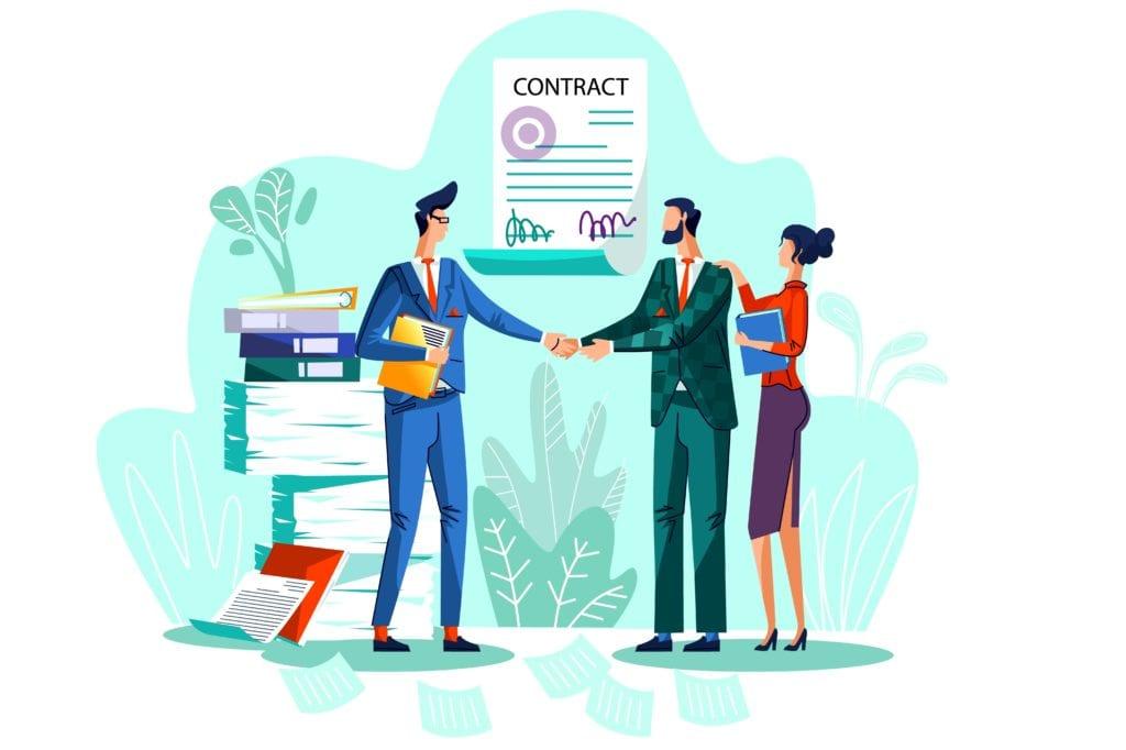 contrato intermitente de trabalho
