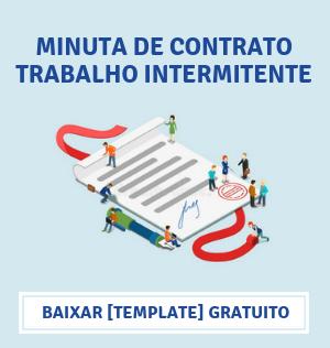Contrato Trabalho Intermitente