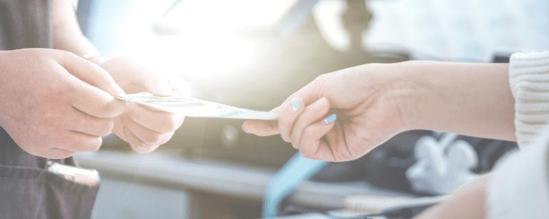Contrato intermitente garante vale transporte