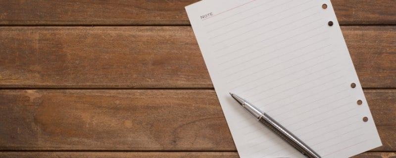 Carta de convocação no trabalho intermitente.