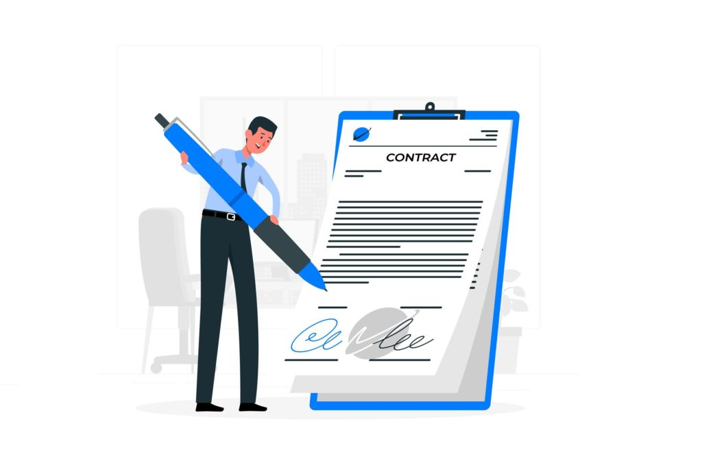 Acordos no Contrato Intermitente
