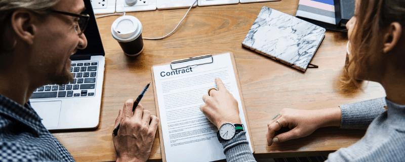 Como fazer um Contrato Intermitente?